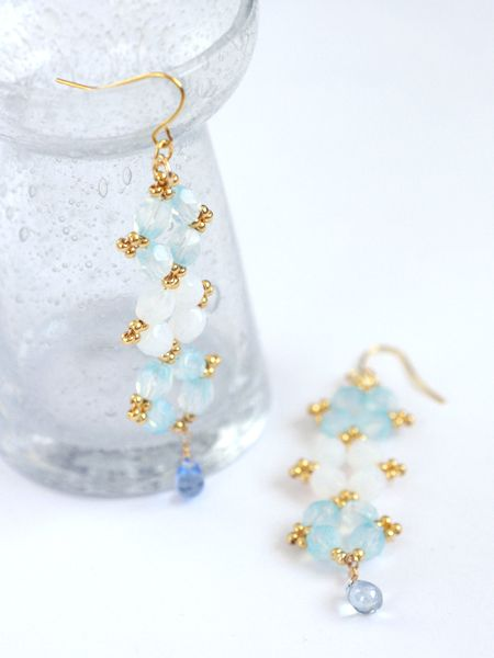 95 best diy jewelry earrings and rings and things images on craft tutorial chan luu knockoff earrings obviously beautiful deceptively simple find this pin and more on diy jewelry solutioingenieria Images