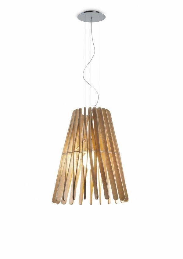 Matali Crasset Fabbian Stick Pendant Light 64cm