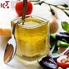 Przepis na sos francuski do sałatek. Najlepszy dressing, sos do sałatek i surówek.