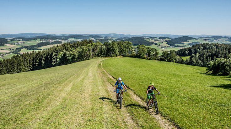 Das #Muehlviertel ueberrascht mit vielfaeltigen #Radwegen, die mit dem #Trekkingbike oder #EBike entdeckt werden koennen. Mehr dazu unter http://www.muehlviertel.at/radfahren