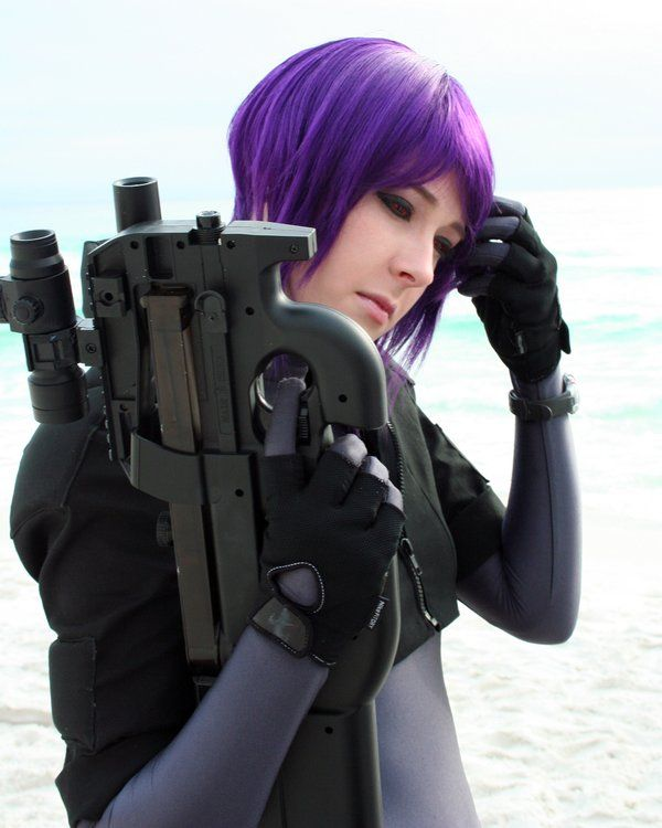 71 Best Images About Ghost In The Shell Cosplays On