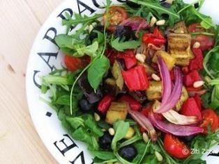 Insalata di verdure al forno - De Smaak van Italië