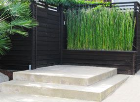182 best Modern Fence images on Pinterest Walls Gabion wall and