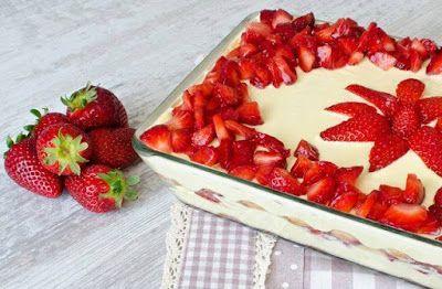 Chef Royale: Tiramisu aux fraises