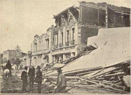 Terremoto Valparaíso, 1906.