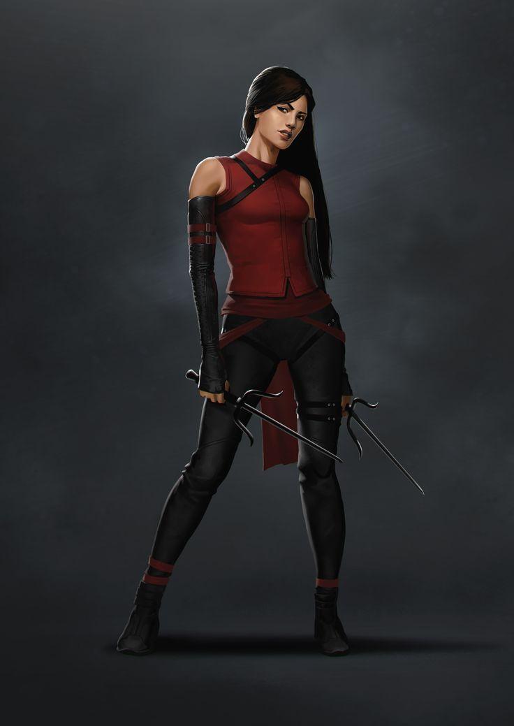 17 best Elektra images on Pinterest | Costumes Comics and Marvel comics