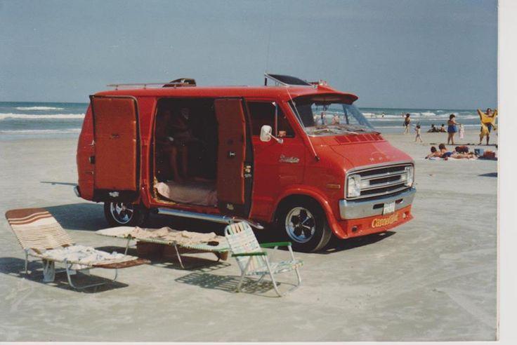 Dodge Street Van