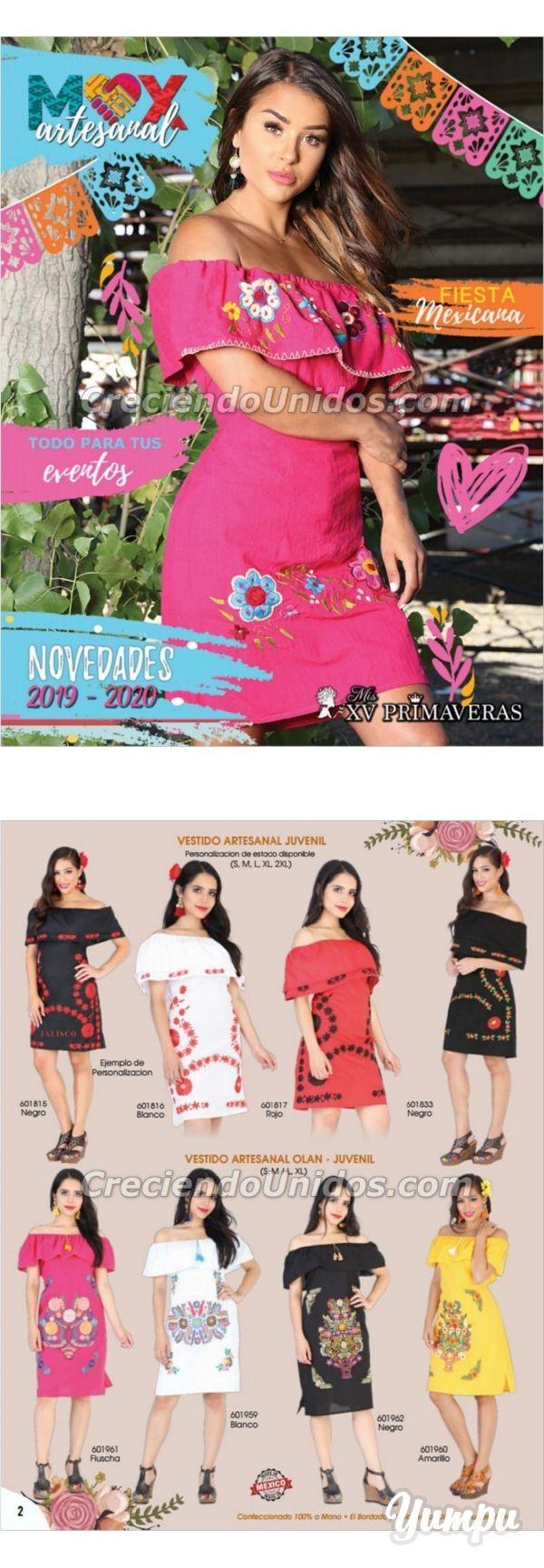 701 Mexico Artesanal Catalogo O I 2019 Precios De Mayoreo En Usa Magazine With 136 Pages Mas Traje Tipico De Chiapas Traje Tipico De Oaxaca Blusa Artesanal