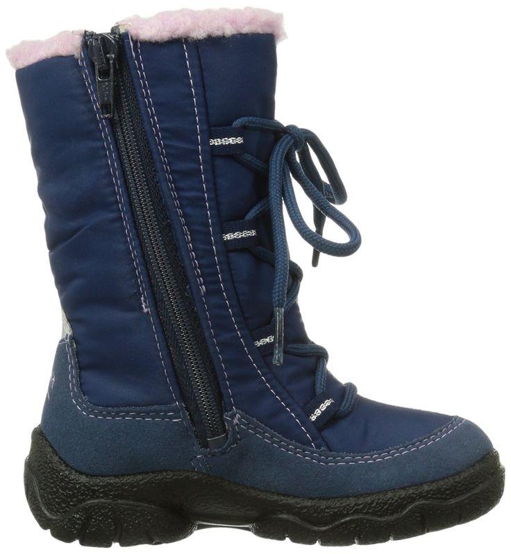 Superfit 300059 FAIRY Mädchen Warm gefütterte Schneestiefel: Amazon.de: Schuhe…