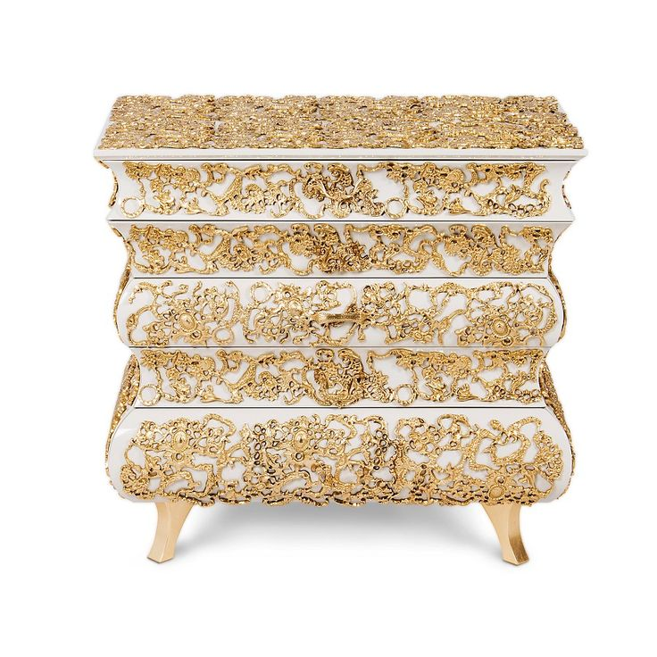 Crochet Nightstand by Boca Do Lobo – 8970€