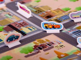 FREE Disney Cars Radiator Springs Playset! - MidgetMomma....One Short Momma, Never Short on the Good Stuff