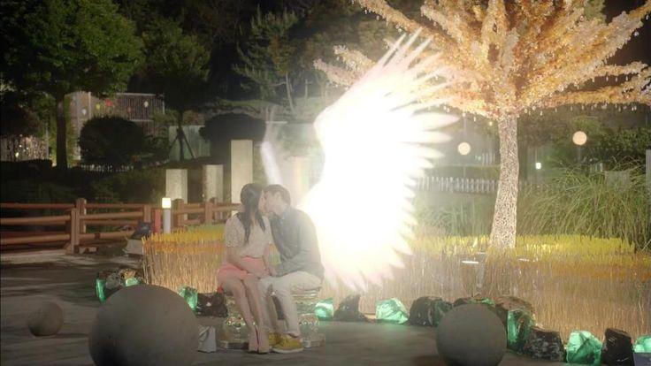 Park Gyuri and Ji Changwook. KARA Secret Love. Drama (2014)