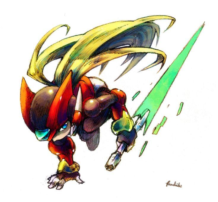 Tags: Zero (Megaman Zero), Rockman Zero, Pixiv Id 2825680