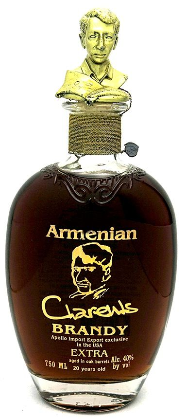 E. CHARENTS 20YO Armenian Brandy (alcohol mix drinks products)
