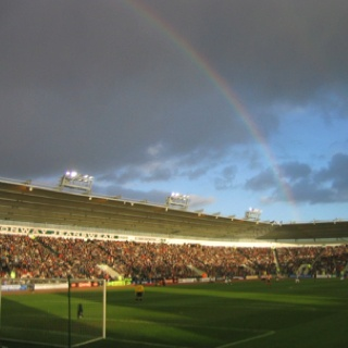 Home Park Plymouth UK