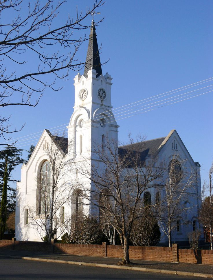 Gebou van die NG gemeente Sterkstroom, Kaapland
