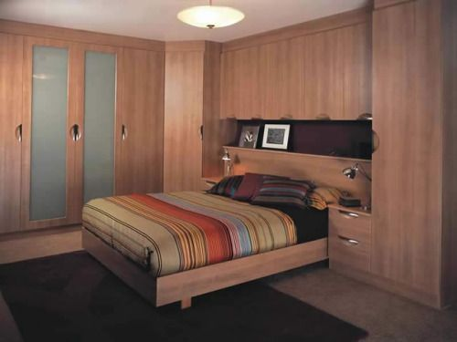 fitted bedrooms are getting popular because of their beautiful designs and easy fitting to your bedrooms - Fitted Bedroom Design