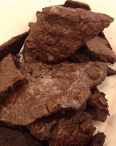 So yesterday I told you all that I would try another recipe for brownie brittle, using a boxed brownie mix. I really don't like using boxed mixes, but I had to try this. YUM YUM. Passed some out at...