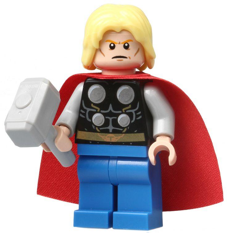 lego avengers hulk vs thor - photo #33