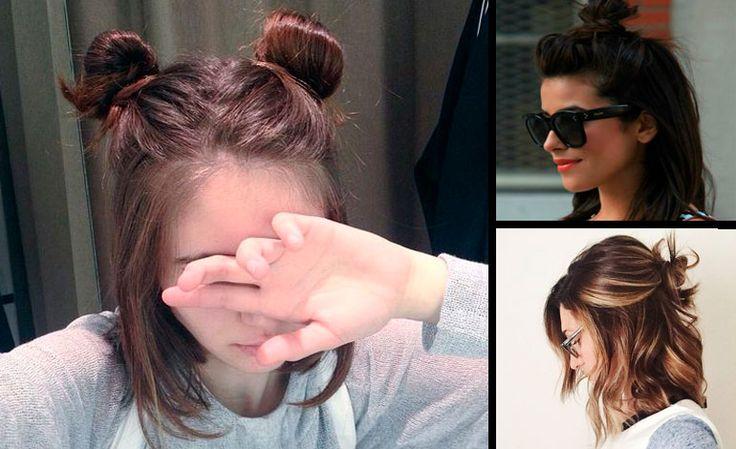 El cabello corto tiene su encanto, es muy lindo y sensual sabiéndolo arreglar de forma correcta. A veces pensamos que porque el cabello es cortito estamos más limitadas en opciones de cortes o peinados. ¡Nada más falso que esto! Si acabas de decidir cortar tu cabello y ya no tienes más ideas para arreglarlo, ¡no …