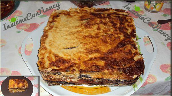 La Moussaka (una ricetta greca)