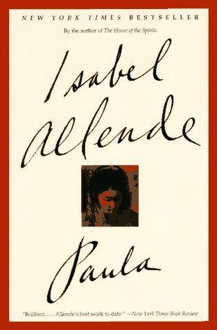 Isabel Allende cuenta la historia de su vida mientras espera que su hija se recupere de su enfermedad