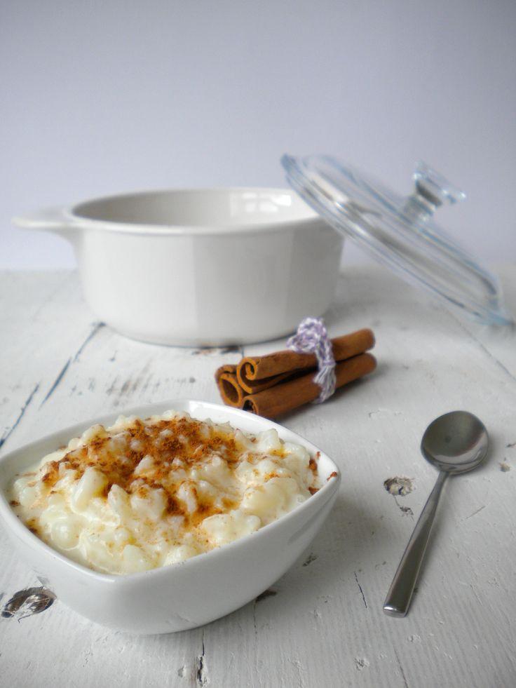 Arroz con leche (mi receta clásica) http://lacocinamagicademanu.blogspot.com.es/2016/03/arroz-con-leche-mi-receta-clasica.html