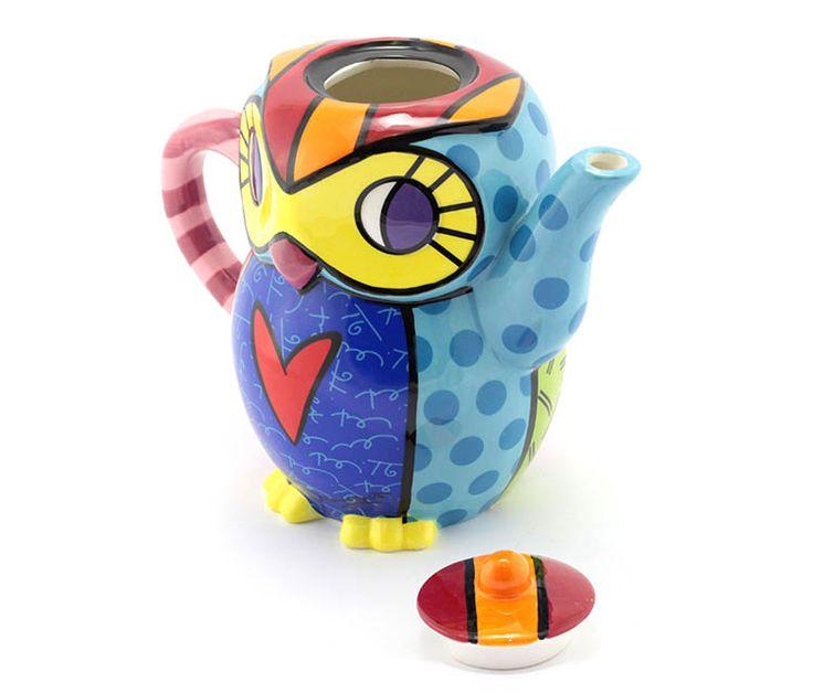 gufo in ceramica - Cerca con Google