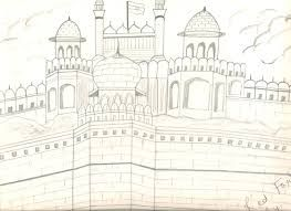 18 best independence day art images on pinterest arts for Fort coloring pages