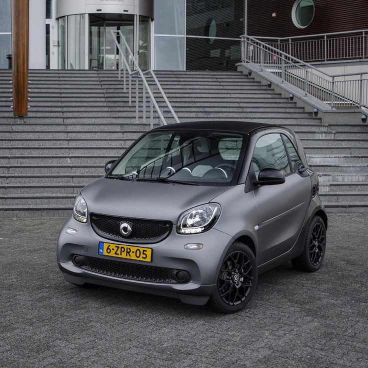 Smart fortwo voor het hoofdkantoor van mercedes benz for Smart car mercedes benz