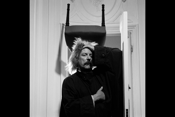 Donald Sutherland by Brian Griffin