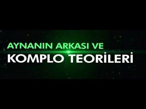 DERİN Tarihe & DERİN İhanet - Erol MÜTERCİMLER - Komplo Teorileri - Ayna...