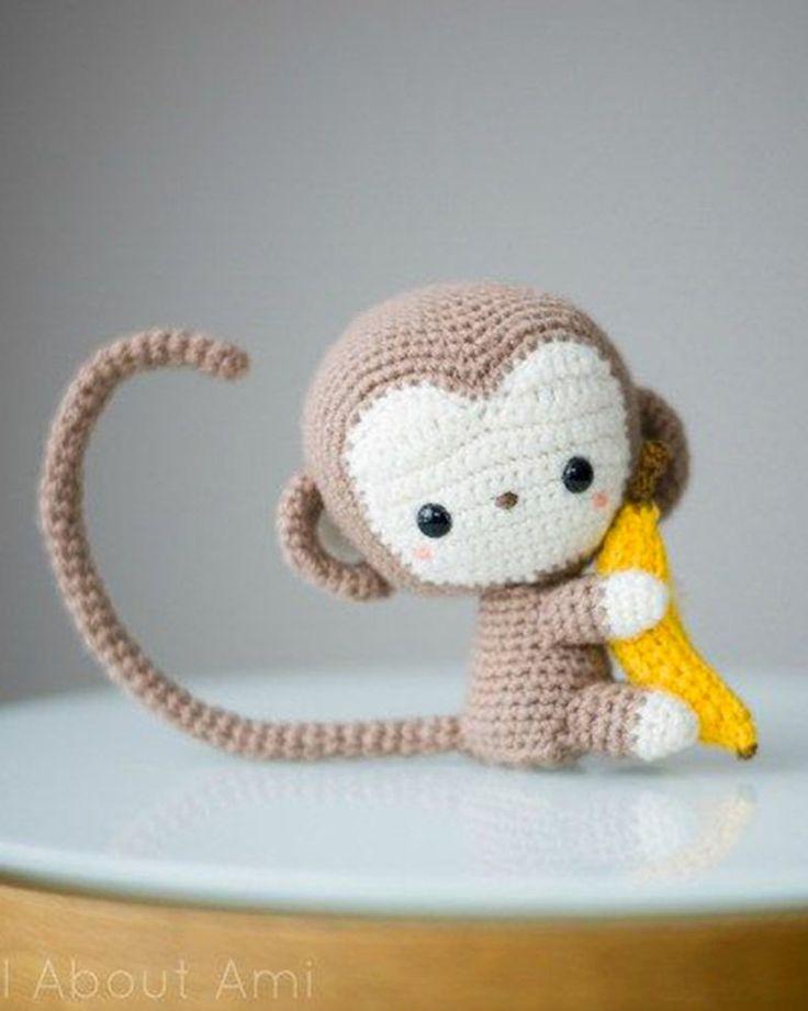 Amigurumi : 12 jouets à faire en crochet