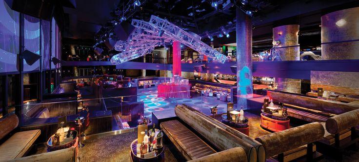 Aria Resort S Haze Nightclub This 5 Star Hotel Offers 16