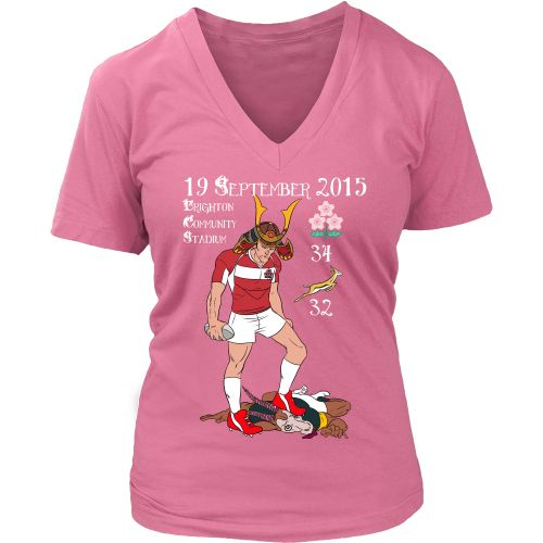 Rugby World Cup 2015 - Japan's Triumph - Women's V