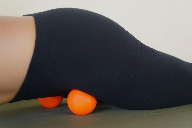 Mandala Myofascial Release for Tight Hip Flexors - Mandala