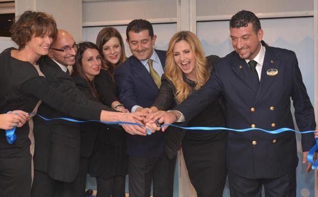 Msc Armonia :la prima nave del Programma Rinascimento