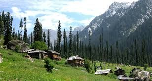 MY DREAM -to visit a hill station