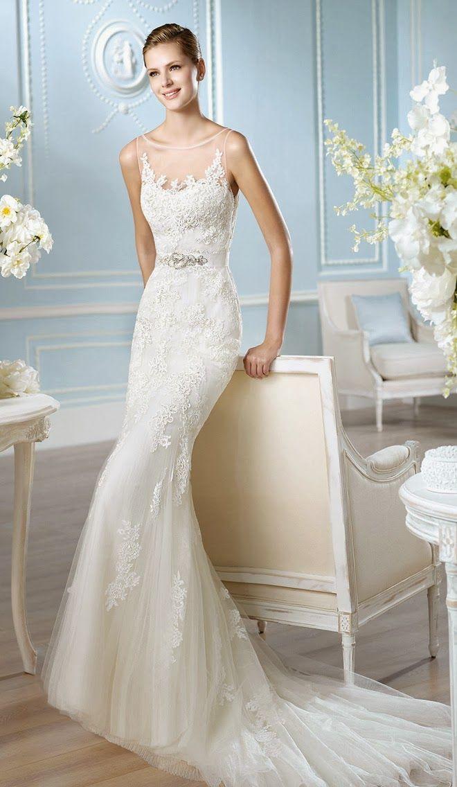 San Patrick 2014 Bridal Collection | bellethemagazine.com