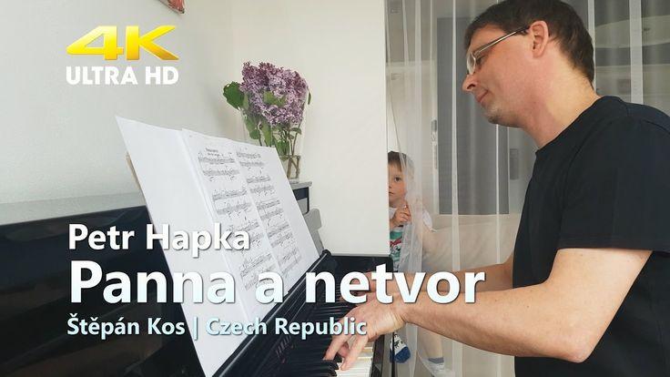 Petr Hapka: Panna a netvor (1978) | coververze na klavír | hudba z filmu