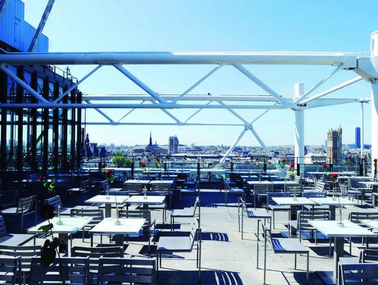 Photos du Restaurant Café Georges | Site officiel du Café Georges