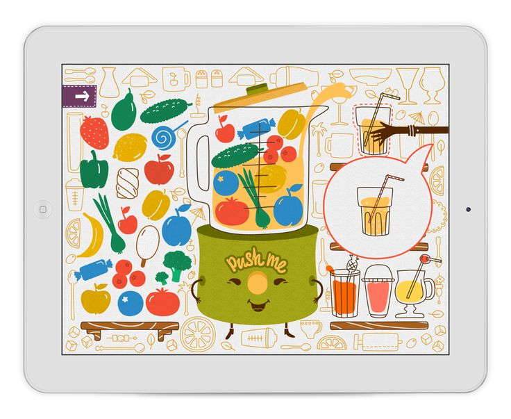 The Kitchen game I LOVE IT https://www.behance.net/gallery/The-Kitchen-game/9855173