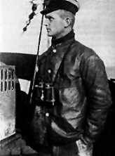 "Karl Dönitz (German pronunciation: [ˈdøːnɪts] ( listen); 16 September 1891 – 24 December 1980) was a German naval commander during World War II. He started his career in the German Navy (Kaiserliche Marine, or ""Imperial Navy"") during World War I."