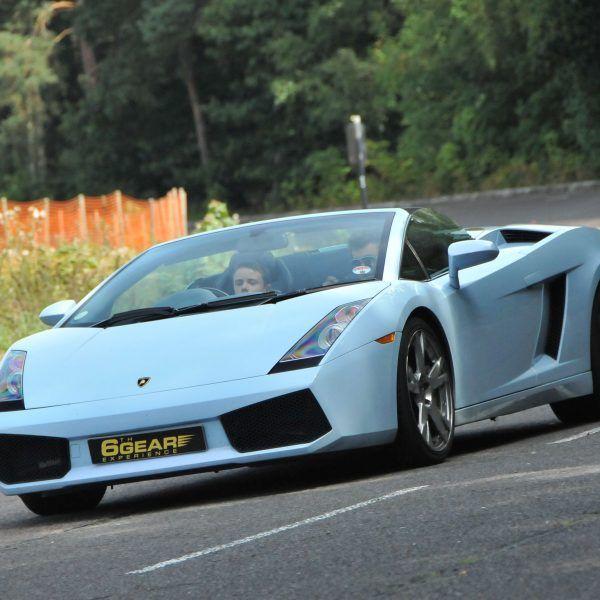 Junior Driving Experiences in Lamborghini. Supercar Driving Experience for kids Juniors just need to be 5 foot tall