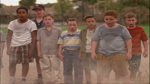 Tom Guiry as Scotty Smalls in 'The Sandlot' - tom-guiry Screencap