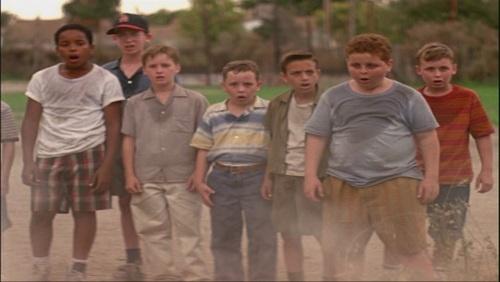 Tom Guiry as Scotty Smalls in 'The Sandlot' - tom-guiry Screencap
