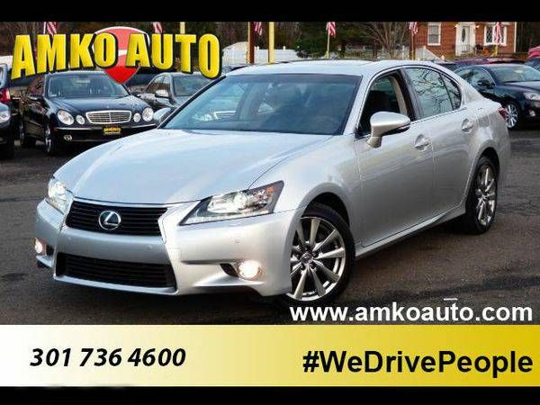 2013 *Lexus* *GS* 350 Holiday Special! Price Cuts Low Down