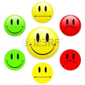 smiley+face+cartoon%3A+Smiley+gezicht+gelukkig++ongelukkig+Stock+Illustratie