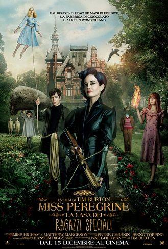 Miss Peregrine – La casa dei ragazzi speciali [HD] (2016) | CB01.PW | FILM GRATIS HD STREAMING E DOWNLOAD ALTA DEFINIZIONE