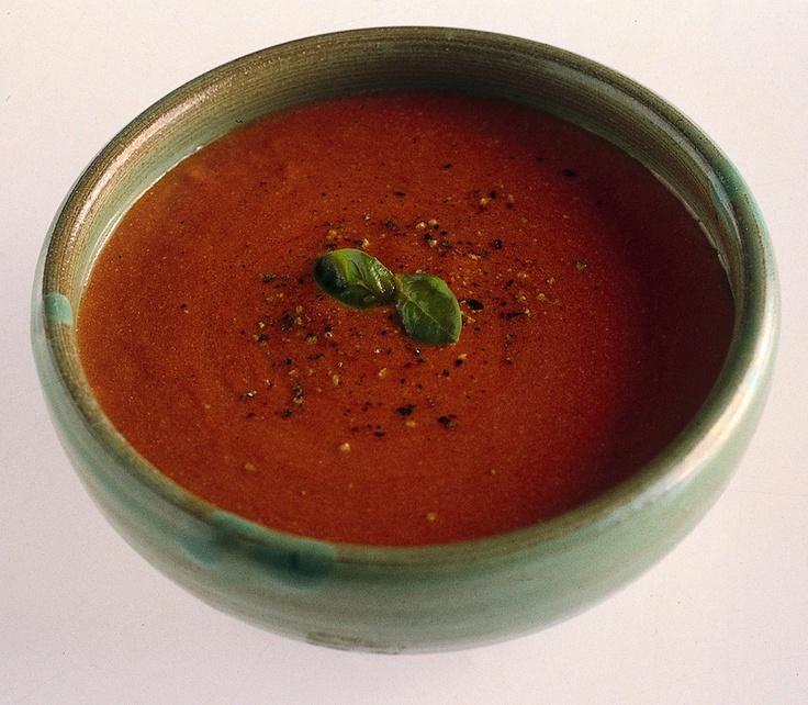 Salsa con peperone e paprika